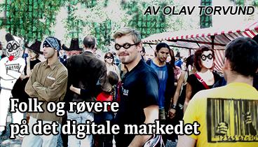 Folk og røvere på det digitale markedet