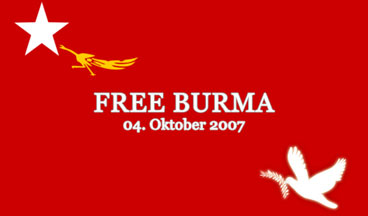 Frihet forBurma