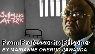 From Professor to Prisoner