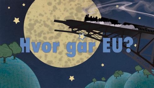 Geert Mak: EU må skifte spor før det er forsent