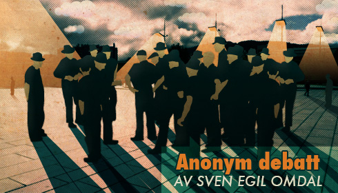 Anonym og ekstrem — kan de to forenes?