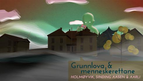 Grunnlova og menneskerettane