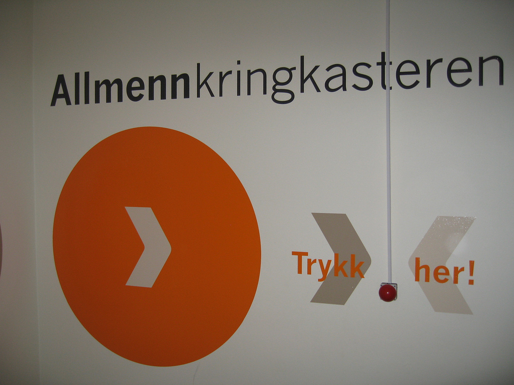 Styrke NRK? (foto: Petter Holstad, CC: by-nc)