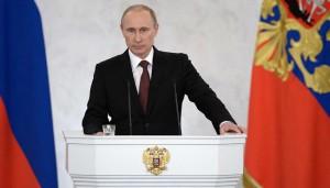 Putinismens retorikk