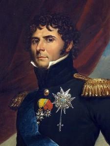 Karl Johan som kronprins. Malt i 1811 av Francois Gerard.