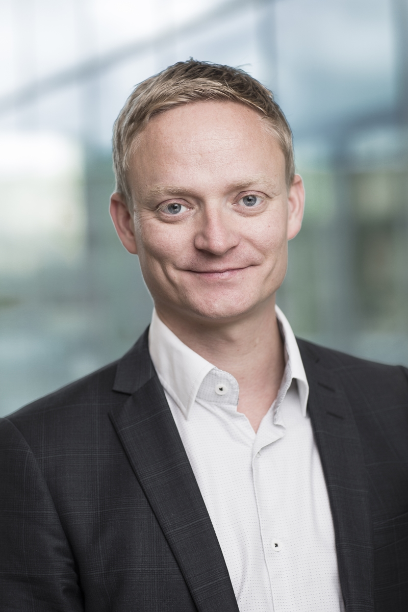 Statssekretær Kai-Morten Terning, Frp: Følg god folkeskikk. (Foto: Moment Studio).