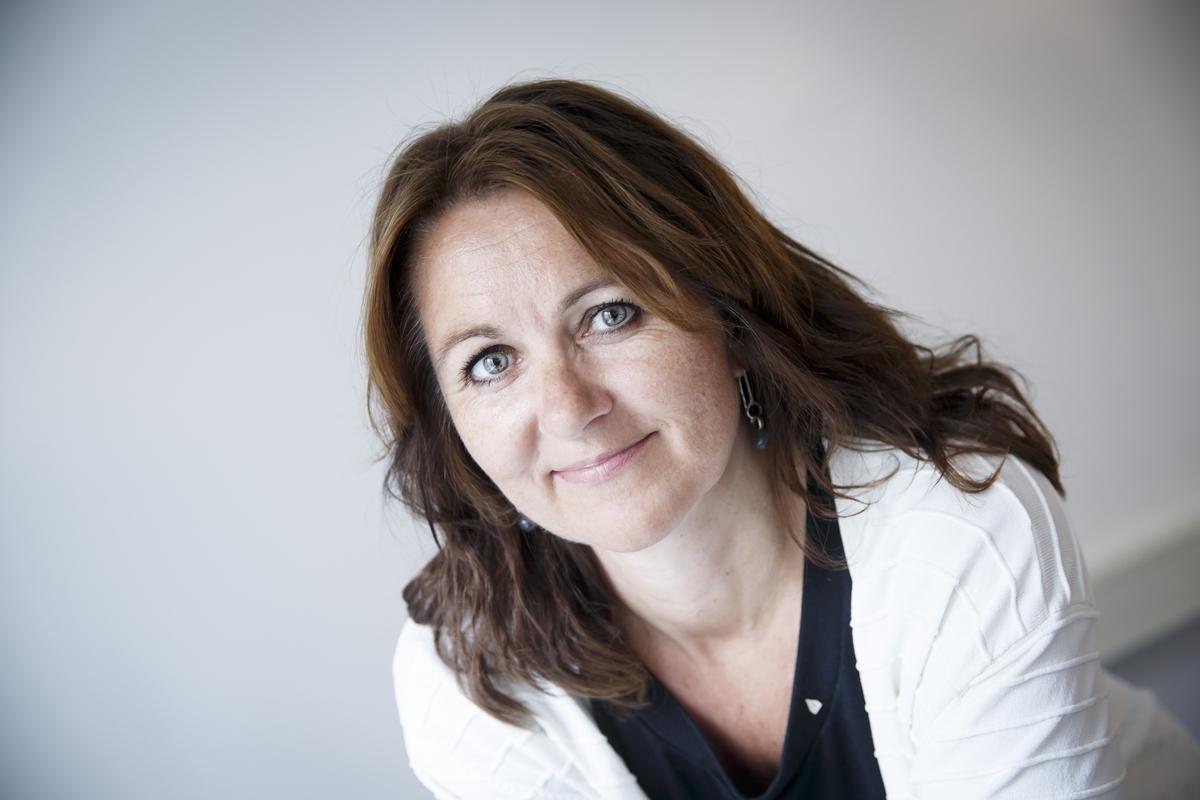 Reidun Kjelling Nybø i Redaktørforeningen: Vil ikke skrive under på regjeringens erklæring mot hatefulle ytringer. (Foto: Heiko Junge, NTB Scanpix).