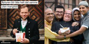 Foto Lysbakken: SV Foto Sandberg: Helge Mikalsen, VG