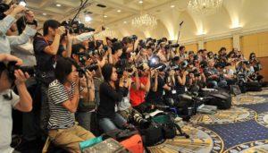 Å lese mellom linjene: Selvsensur og tilslørende pressefrihetslover i Japan