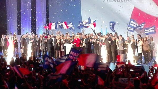 Marine Le Pen og Front nationals grenser