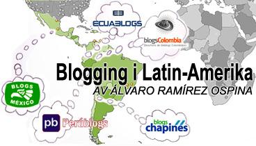 Latin-Amerikas fellesskap av bloggere fornyer offentligheten