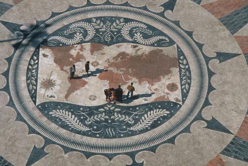 Monumentet for oppdagelser i Lisboa (foto: EU-kommisjonen)