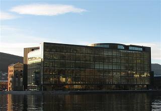 Drammensbiblioteket (foto: Jannicke Røgler)