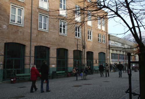 Det samfunnsvitenskapelige fakultet, Fosswinckels gate 6 i Bergen (foto: Håvard Legreid).