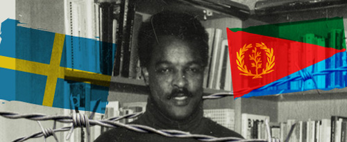 Den fengslede svenske journalisten Dawit Isaak (foto: dawitisaak.com)