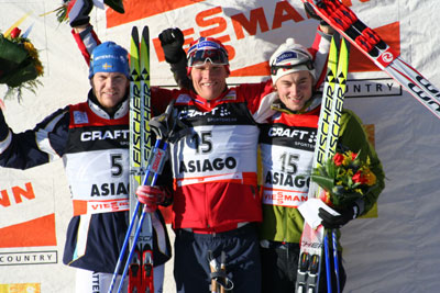 Fra Tour de Ski 2007 Foto: degia