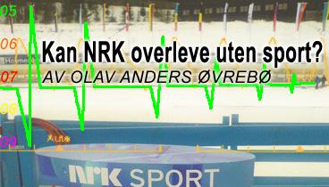 Kan NRK overleve utensport?