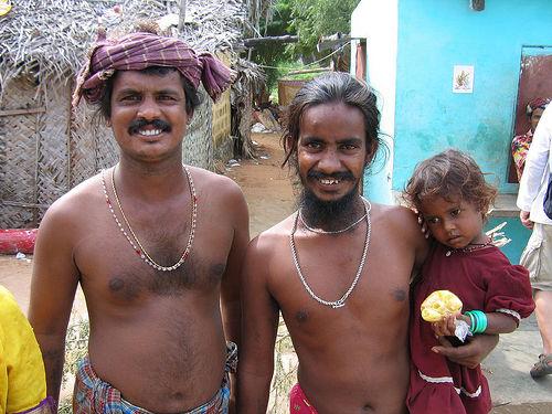 Daliter i Kerala, India (foto: Natmandu. CC:by-nc-sa).