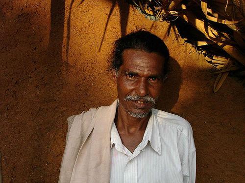 Dalit i India (foto: Gamdrup)
