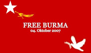 Frihet for Burma