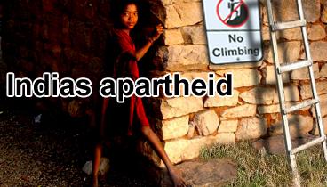 Verdens største demokrati med uløst apartheidproblem