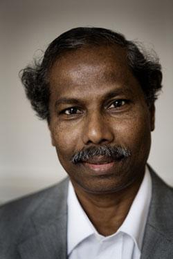 Vincent Manoharan, generalsekretør i NCDHR (foto: Jacob Carlsen/Raftostiftelsen)