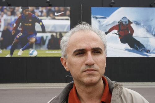 Ali Tayefi (photo: Teresa Grøtan)