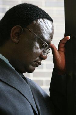 Felix Ulombe Kaputu (photo: Emmanuelle Françoy)
