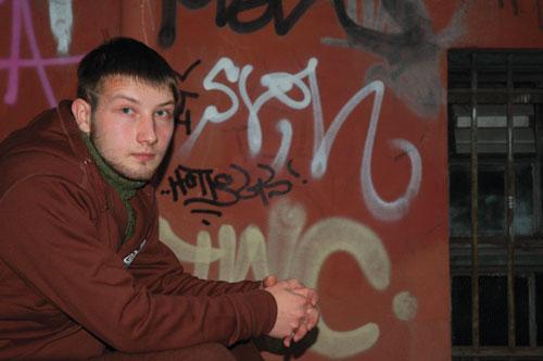 Vitalij Servetkin (foto: Kristine Kleppo)