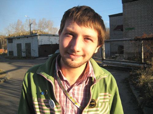 Vitalij Servetkin (foto: Marie Sneve Martinussen)
