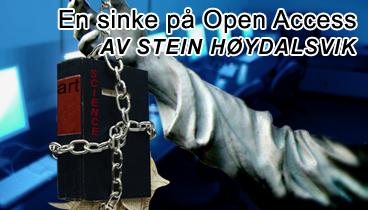 Norge – en sinke på Open Access