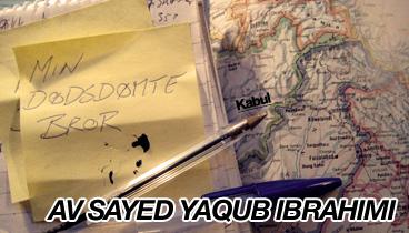 Dødsdømt journalists bror: Afghanernes støtte spesielt viktig
