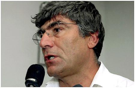 Den drepte tyrkisk-armenske redaktøren Hrant Dink (foto: Onnik Krikorian / Oneworld Multimedia)