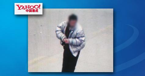 Skjermbilde fra Yahoo Kinas dekning av Tibet-opprøret (foto: France24/Yahoo Kina)