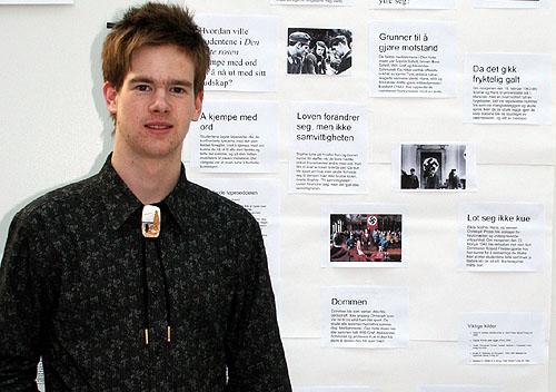 Jørgen A. Ulriksen (foto: Stiftelsen Ungdom og Forskning)