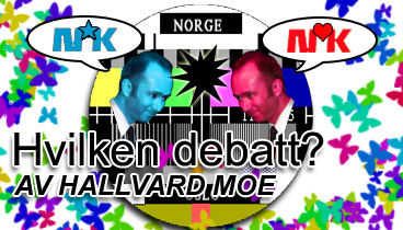NRK-debatt: Norsktoppen eller prinsipper?