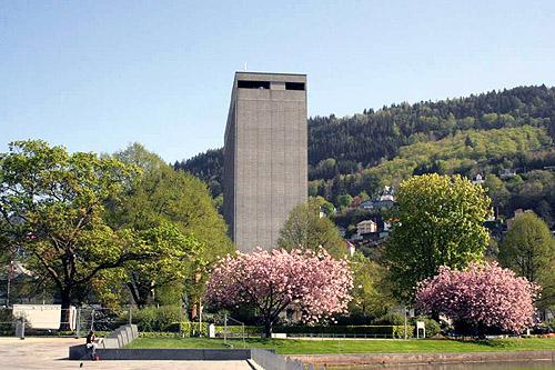 Bergen rådhus (foto: Vilde Michelsen Værøyvik)