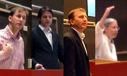 Datalagringsdirektivet og personvern – dokumentasjon av seminar
