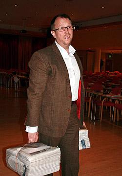 Einar Hålien (foto: Line T.H. Dahl)