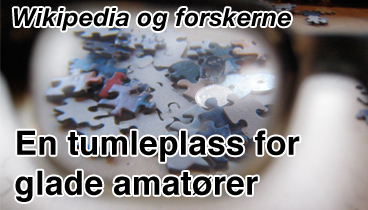 """En tumleplass for glade amatører"""