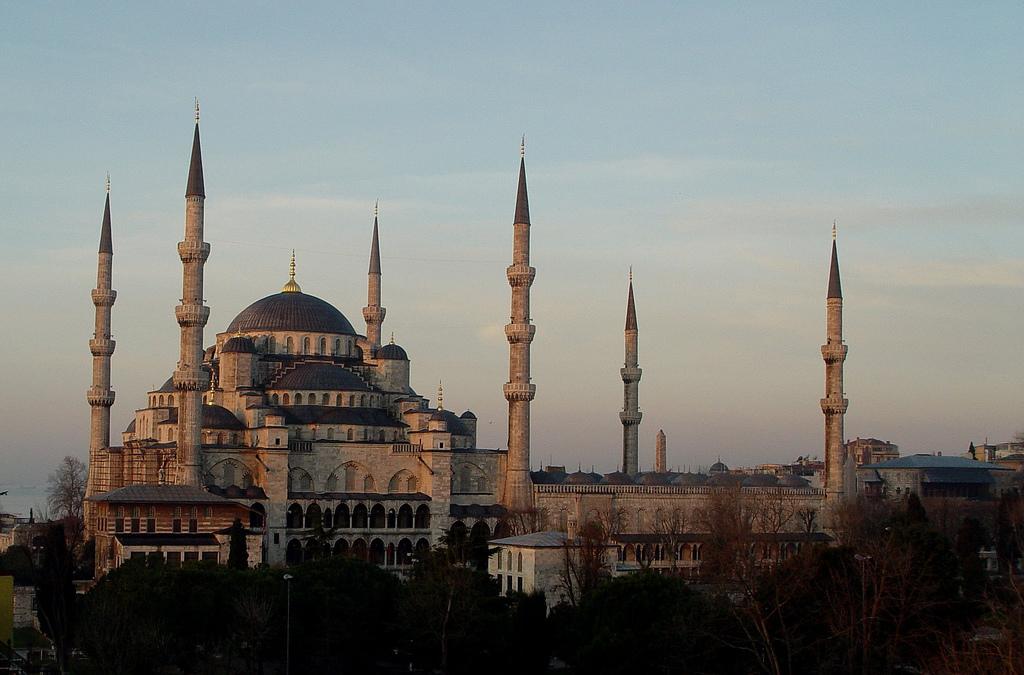 Trenger religioner vern mot hatefulle ytringer? Sultan Ahmed-moskeen i Istanbul.