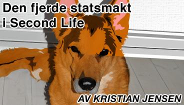 Den fjerde statsmakt i «Second Life»