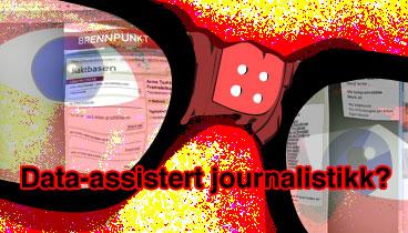 Historiefortelling ikode: Programmering som journalistikk