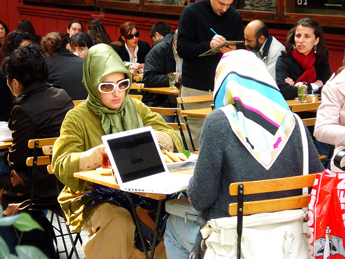 Kafe i Istanbul (foto: chrisschuepp)