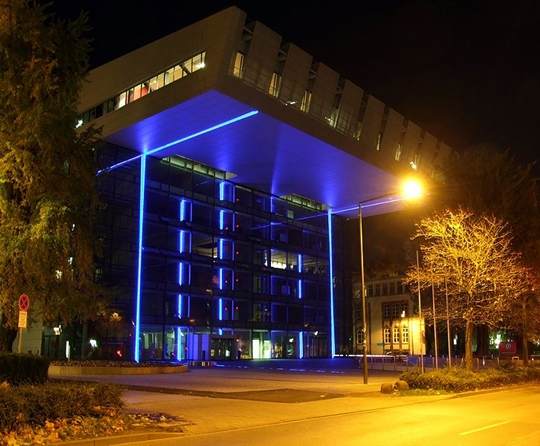 Eksellent? Bygning ved universitetet i Aachen, et av ni utkårede tyske eliteuniversiteter (foto: euku/Wikimedia Commons, CC: by-sa)