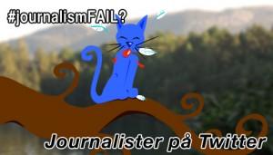 Amatører og profesjonelle på Twitter
