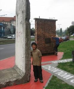 Polen, Aust-Agder og starten på Berlinmurens fall