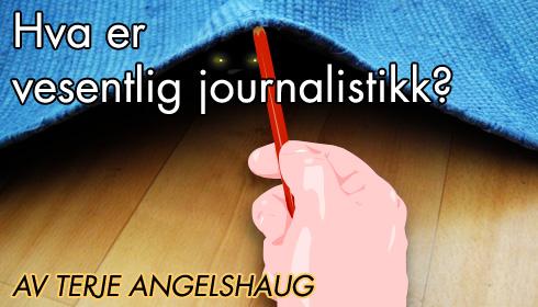 Slik lesere ser det: Fem råd om vesentlig journalistikk