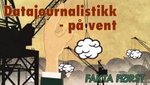 Redaktører hyller datajournalistikk, men satser ikke selv