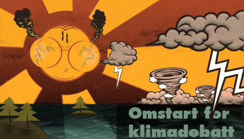 Omstart for klimadebatt
